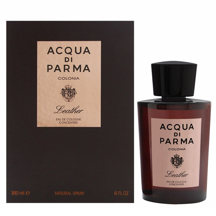 Acqua Di Parma Colonia Leather Cologne by Acqua Di Parma 6.0oz Eau De Cologne Spray for men